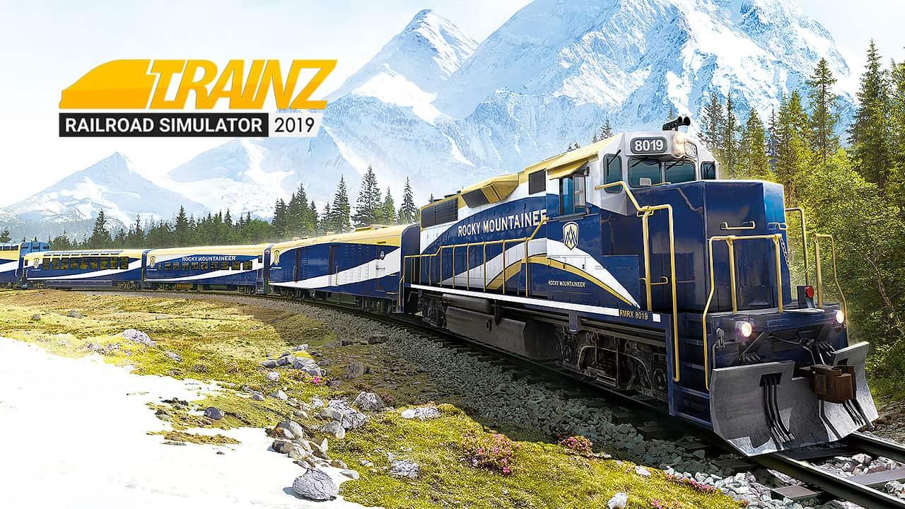 Trainz Railroad Simulator 2019 Announced - Train Simulator Addon / Mod