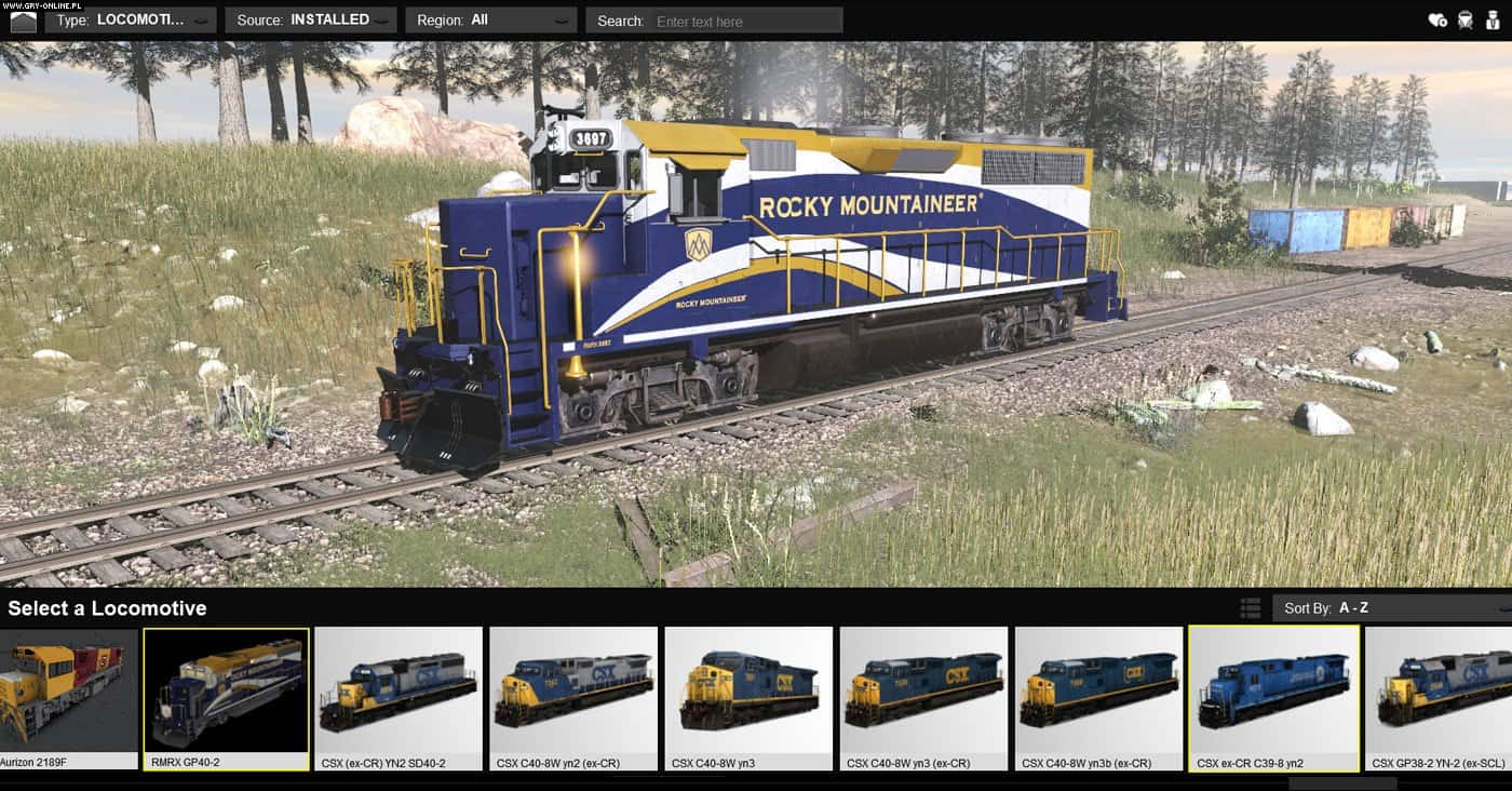 Trainz Railroad Simulator 2019 Announced (7) - Train Simulator Addon