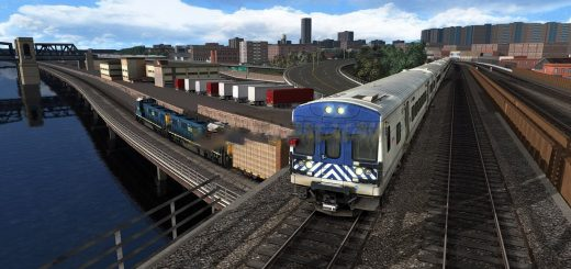 Routes - Train Simulator 2019 Addons / TS 2019 Mods download